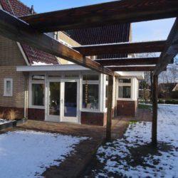 aanbouw woonhuis Arjan Koerts Midden-Drenthe