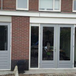 aanbouw huis Drenthe